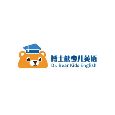 博士熊少儿教育logo