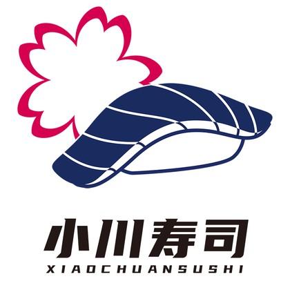 小川寿司品牌企业形象VIlogo